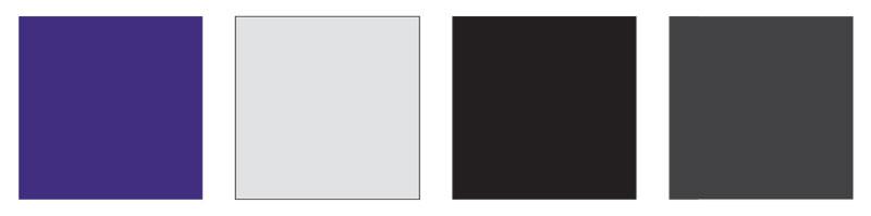 Natt Fitness Color Palette